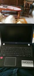 Notebook Gamer Acer E5-553G-T4TJ Amd A10-9600P 4gb ddr4