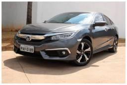 Honda Civic TOURING VT 1.5 TURBO 4P - 2017