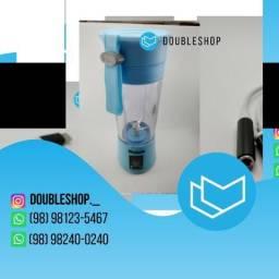 Mini Liquidificador Portátil, Juice Cup 6 Lâminas Potentes USB, Pronta entrega