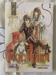Mangá Noragami volume 1.