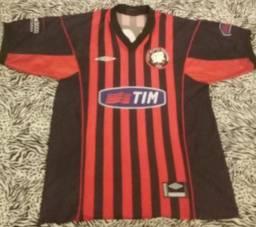 Camisa Atlético Paranaense (anos 2000)