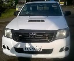 Toyota Hilux CS 4x4 14/15 - 2015