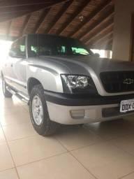 Vendo ou troco s10 diesel 2.8 - 2001