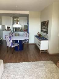 Lacqua condomínio club; móveis planejados; 92m²; 3 quartos