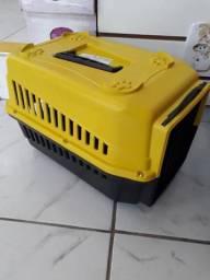 Caixa de transporte p/ gato e cachorro. (fazemos entrega)