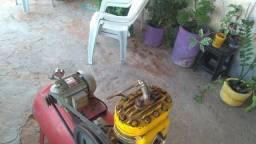Compressor trifásico 3cv dois pistões