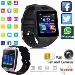 Relógio inteligente smartwatch gear chip