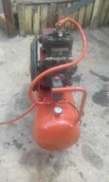 Compressor de ar troco por um maior