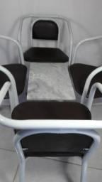 Jogo de cadeiras para Terraço ou Varanda (Leia o anúncio)