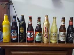 Coleção de cerveja BRASIL E O MUNDO