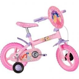 Bicicleta Aro 12 - Princesas - Caloi