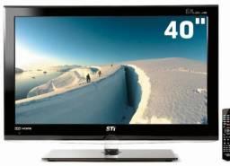 TV 40 polegadas STI - Sem Imagem