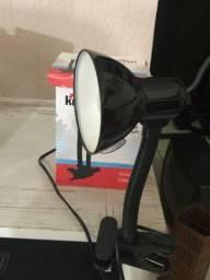 Luminária flex kian