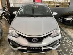Toyota Etios XLS 1.5 Prata