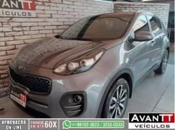 SPORTAGE 2017/2018 2.0 LX 4X2 16V FLEX 4P AUTOMÁTICO