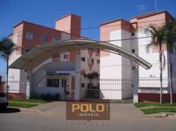 Apartamento com 2 quartos no Residencial Flamboyant - Bairro Parque Flamboyant em Apareci