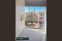 Apartamento com 2 dormitórios para alugar, 72 m² por R$ 1.300,00/mês - Sarandi - Porto Ale