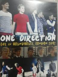 ONE DIRECTION DVD 2012