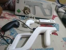 Controle remoto pistola e controle remoto nunchuck para Will zapper, usado comprar usado  Porto Alegre