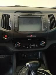 Sportage EX, carro muito novo, versão top - 2012