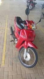 Moto 50cc Phoenix passada pra 100! - 2012