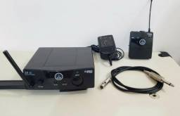 Transmissor AKG sr40 Mini Pro Wireless completo!