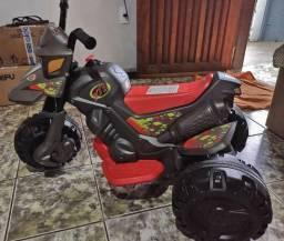 Moto Infantil Bandeirantes XT3 Nova - Vendo ou troco por bike infantil
