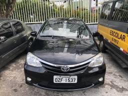 Toyota Etios 2014/2014 XLS 1.5 Sedã - 2014