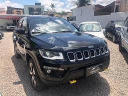 Jeep Compass Longitude 2018 4x4 Diesel Automático Única Dona - 2018