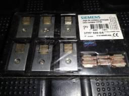 Jogo de cantatos para contator Siemens 3TF50