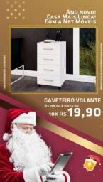 Estante com várias gavetas | Volante | Promoção De Natal !!! pronta entrega