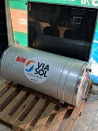 Boiler aquecedor solar