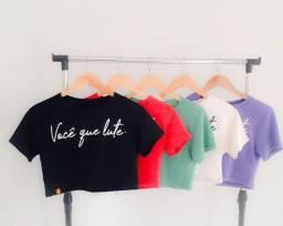 Cropped tshirts
