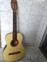 Item de Colecionador - Violão Antigo Giannini Seresta