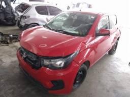 Fiat mobi 1.0 4cc 2017 sucata