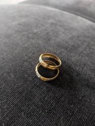 aparador anel ouro