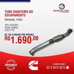 TUBO DIANTEIRO DO ESCAPAMENTO ORIGINAL FORD