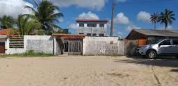 Ótima casa à beira mar de Fagundes 3qtos 1ste c/algumas mobílias