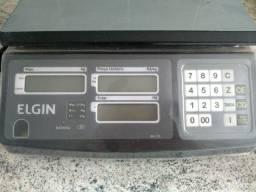 Vendodo Balança Digital Elgin Sa 110 6/15 E Selo Inmetro