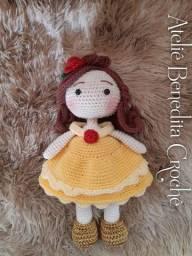 Boneca princesa Bela