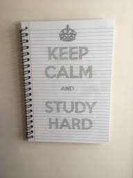 Quadro de fotos Keep Calm and Study Hard