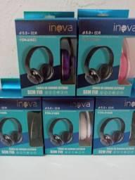 Fone Headphone Bluetooth Microfone Inova