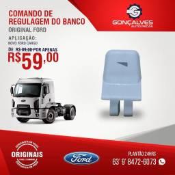 COMANDO DE REGULAGEM DO BANCO ORIGINAL FORD