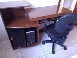 Rack - Computador e Impressora