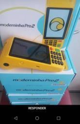 Máquina de cartão Moderninha PRO 2 PagSeguro nova e lacrada