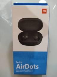 I*N*V*I*C*T*O! Redmi air dots da Xiaomi. Novo Lacrado com Garantia e Entrega