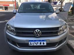 VW Amarok S CD 2.0 TDI Mec 2013/2013 Completo