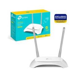 Roteador e Repetidor Wi-Fi N300 Mbps TP-Link 2 Antenas