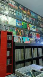 Disco Vinil e Cds