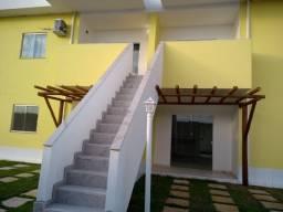 Aluguel ou venda de casa em condomínio fechado em Coroa vermelha, 1quarto + suite